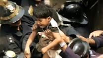 At least 4 dead in India building collapse