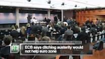 Business News - European Central Bank, Apple, Sprint Nextel