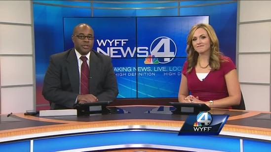 WYFF News 4 at 6: August 7, 2013