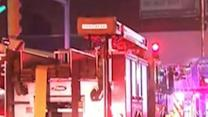 Gas explosion levels Mass. building