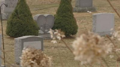 2 Charged In September Grave Robbing