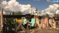Cease-Fire Shatters After Pro-Russian Insurgents Down Ukrainian Helicopter