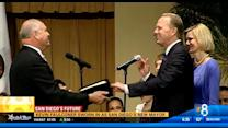Faulconer takes oath, becomes new San Diego mayor