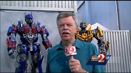 Transformers attraction officially opens at Universal Orlando