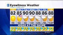 Carol's Sunny Sunday Forecast (May 24, 2015)