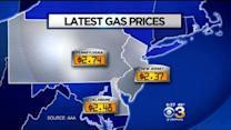 Gas Prices On The Rise