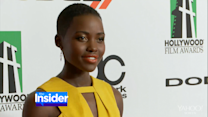 Lupita Nyong'o Dishes on Her Academy Awards Show Look