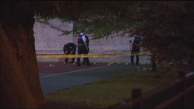 Chicago Shooting Leaves Child Injured