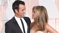 Jennifer Aniston & Justin Theroux's Cutest Moments