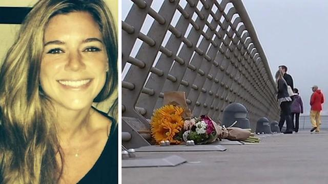 Friends hold gathering to mourn woman shot at Pier 14