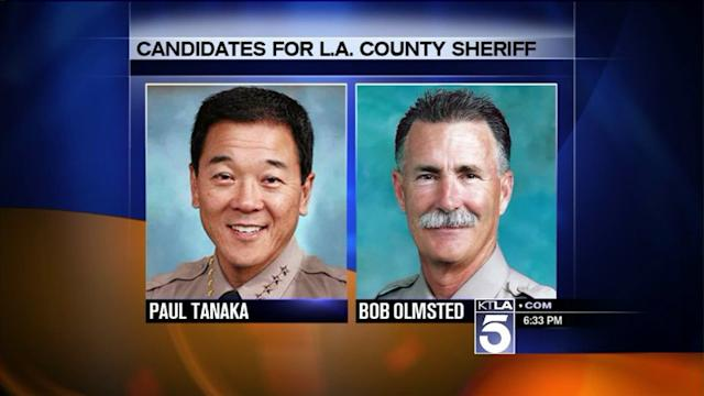Possible Sheriff Candidates to Replace Baca