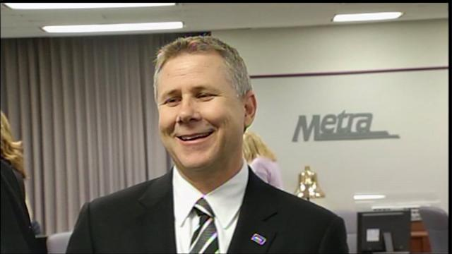 Shaw: Former Metra CEO Clifford