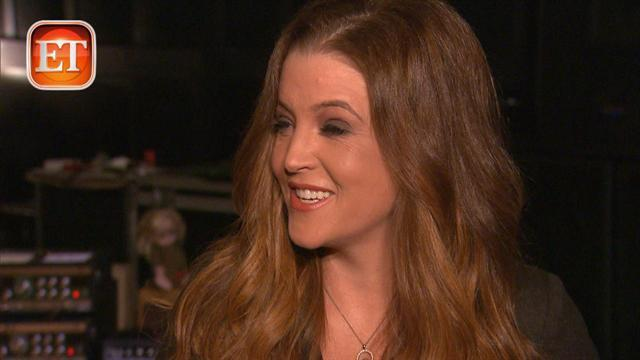Lisa Marie Presley Preps for Tour