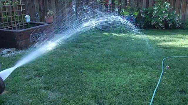 Santa Cruz residents face mandatory water rationing