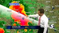 Damon's 8:30 p.m. severe weather update