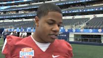 Sterling Shepard''s journey to OU