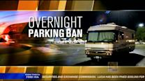 City council green-lights ban on overnight RV parking