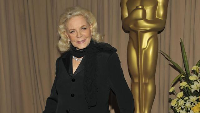 Legendary actress Lauren Bacall dies at age 89