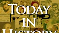 Today in History for September 24th