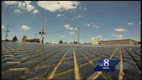 New railroad crossing will make for safer travels