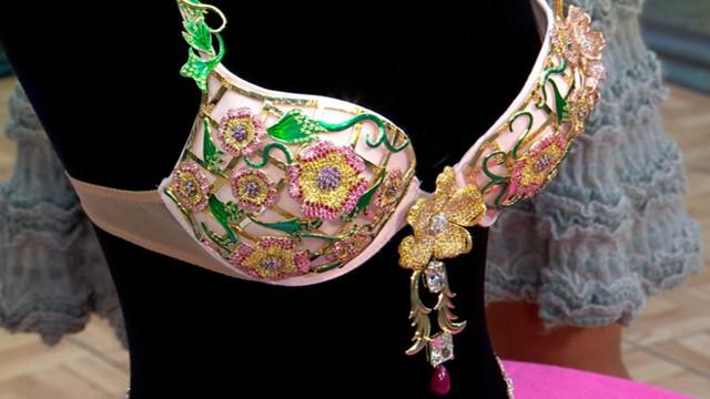Victoria's Secret's Million-Dollar Fantasy Bra for 2012