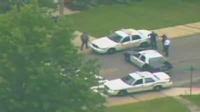 Raw Video: Police Incident Closes Part Of Greentree Road