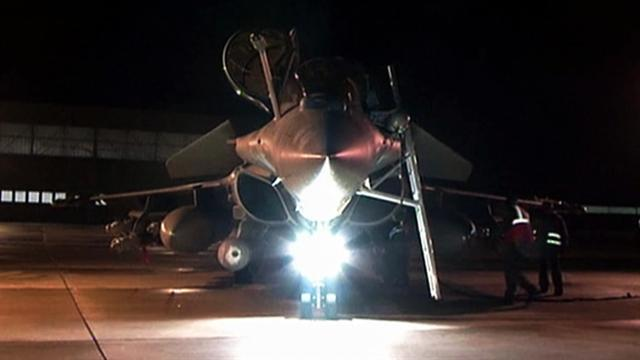 French fighter jets bombard Mali