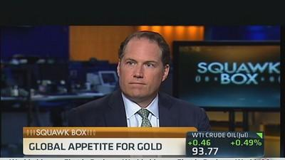 Global Appetite for Gold Gets Physical