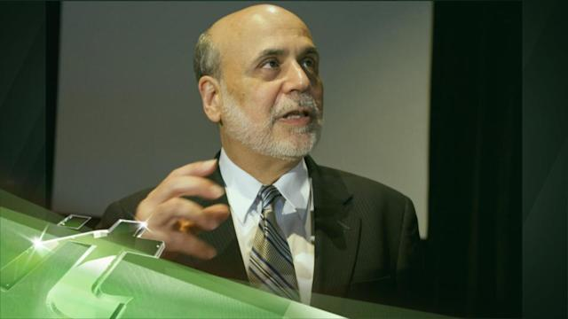 Latest Business News: Bernanke: Premature to Say If 'mixed' Data Will Delay Bond Taper