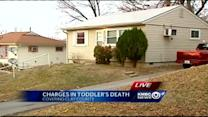 Man charged in death of KC toddler