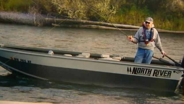 Boat Theft Puts Snag in Wounded Vets' Fishing Trips