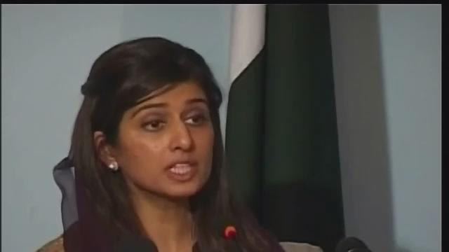 Proud to be representing Pakistan who is committed to improve relations with India: Hina Rabbani Khar