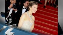 Justin Timberlake & Jessica Biel's Love Beam Draws In A Crowd At Cannes!