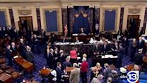 Senate majority votes to pass immigration bill