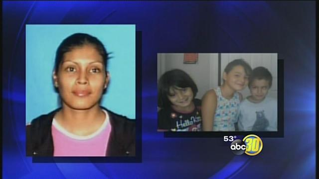 Three missing Madera children found safe, mother arrested