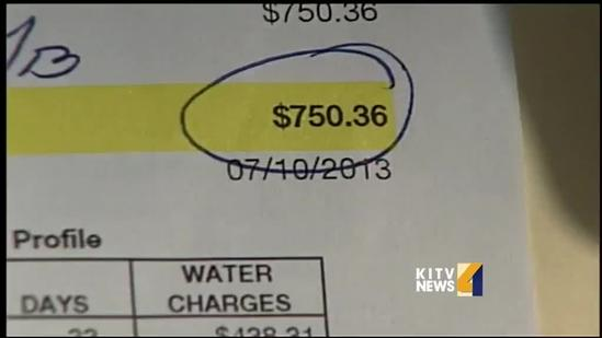 Water bill complaints increase for Board of Water Supply