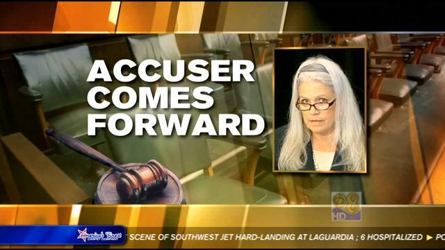 Filner accuser goes public with sexual harassment lawsuit