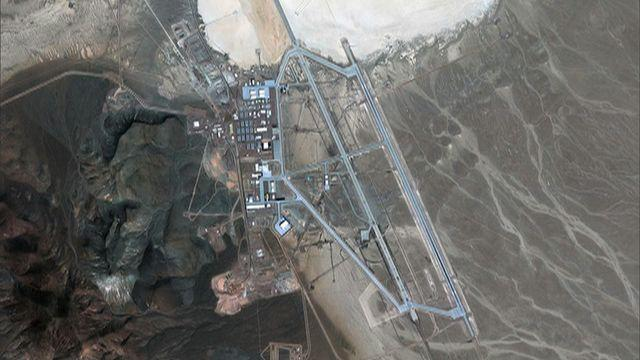 Government admits Area 51 exists