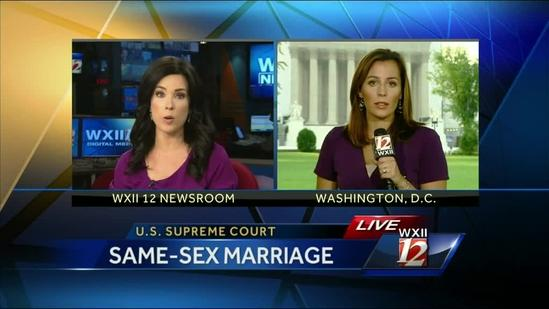 U.S. Supreme Court to announce ruling on same-sex marriage