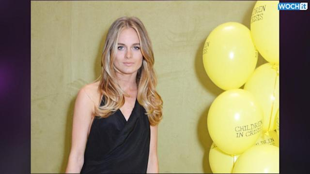 Prince Harry Who? Newly Single Cressida Bonas Flashes Major Side Boob At London Event