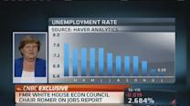 Unemployment 'poor indicator' of labor: Romer