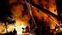 Wal-Mart distances itself from fire in Bangladesh