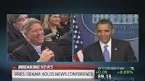 Pres. Obama: NSA debate done unnecessary damage to US int...