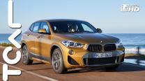 炫力 BMW X2 xDrive20d 海外試駕 - TCAR