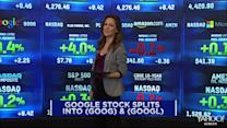 STOCKS TO WATCH: TWTR, MSFT, AMZN, PLUG, GOOG, GOOGL
