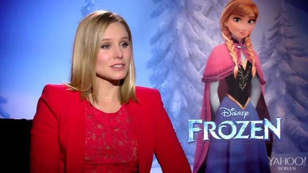 Did You Know Kristen Bell Can Sing Neither Did Her Frozen Co Stars