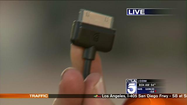 Phone Charger Saves Deputy From Bullet During Shootout