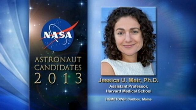 Females Make Up Half of New Astronaut Class