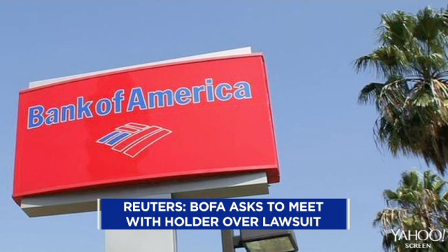 BofA wants to settle with DOJ; Icahn pressures Family Dollar to sell itself; Harley's quieter electric motorcycle
