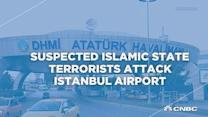 Suspected Islamic State terrorists attack Istanbul Airpor...
